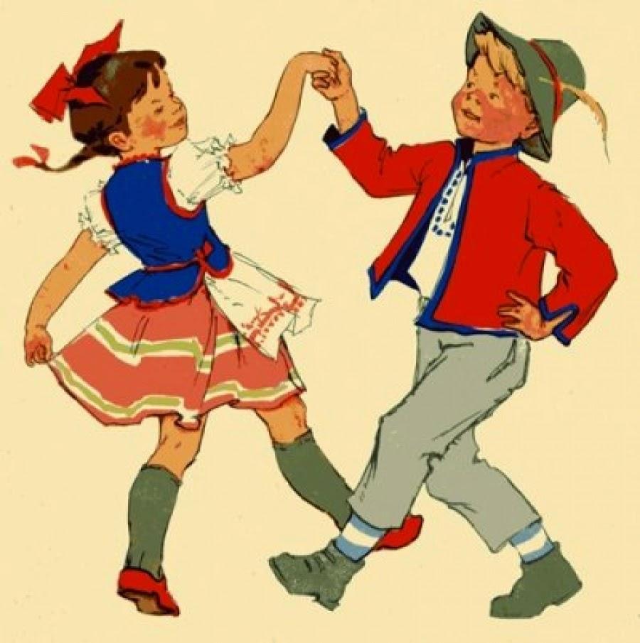 Картинки танца и марша